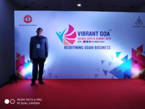 vibrant Goa banner